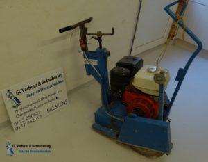 asfalt-vloer-zaagmachine