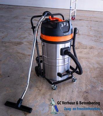 Bouwstofzuiger – Waterstofzuiger 3000W – 80L